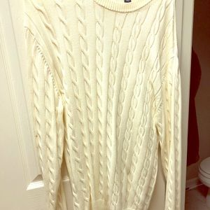Men's Roundtree and Yorke sweater